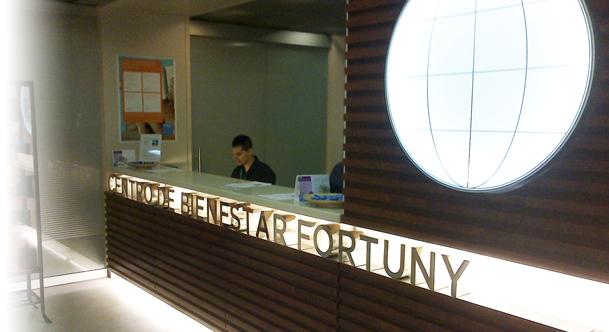 Centro Bienestar Fortuny