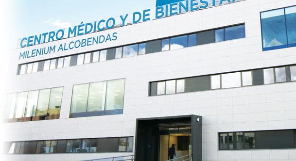 Centro Milenium Alcobendas