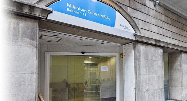 Centro Milenium Balmes