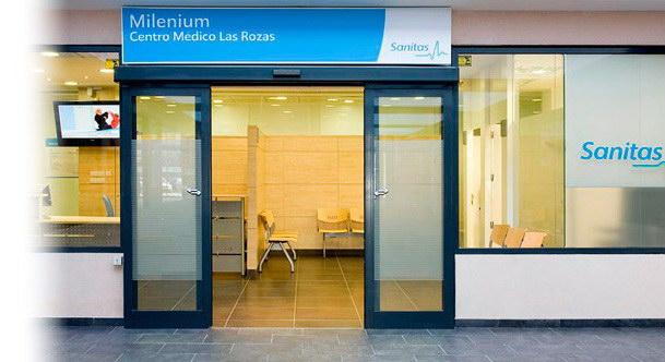 Centro Milenium Las Rozas