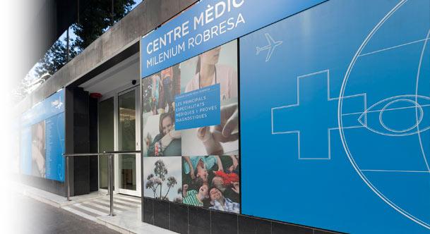 Centro Milenium Robresa