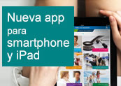 Abre en nueva ventana :  Nueva app para smartphone y iPad