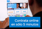 Contrata online