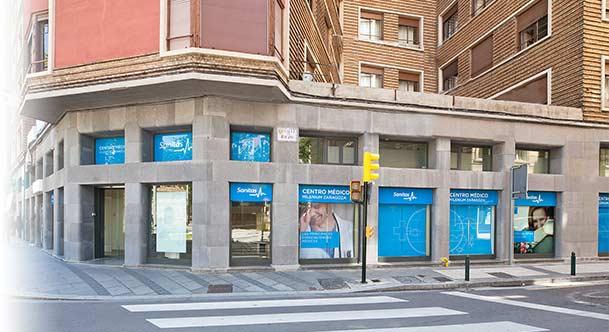 Milenium Centro Médico Zaragoza