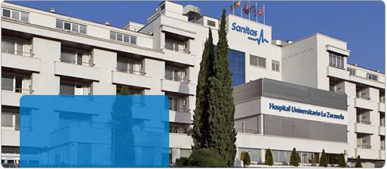Hospital Sanitas La Zarzuela