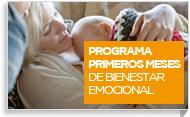 programa primeros meses de bienestar emocional