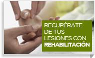 Imágen sobre rehabilitación