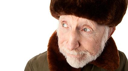 sensación de frío en las personas mayores