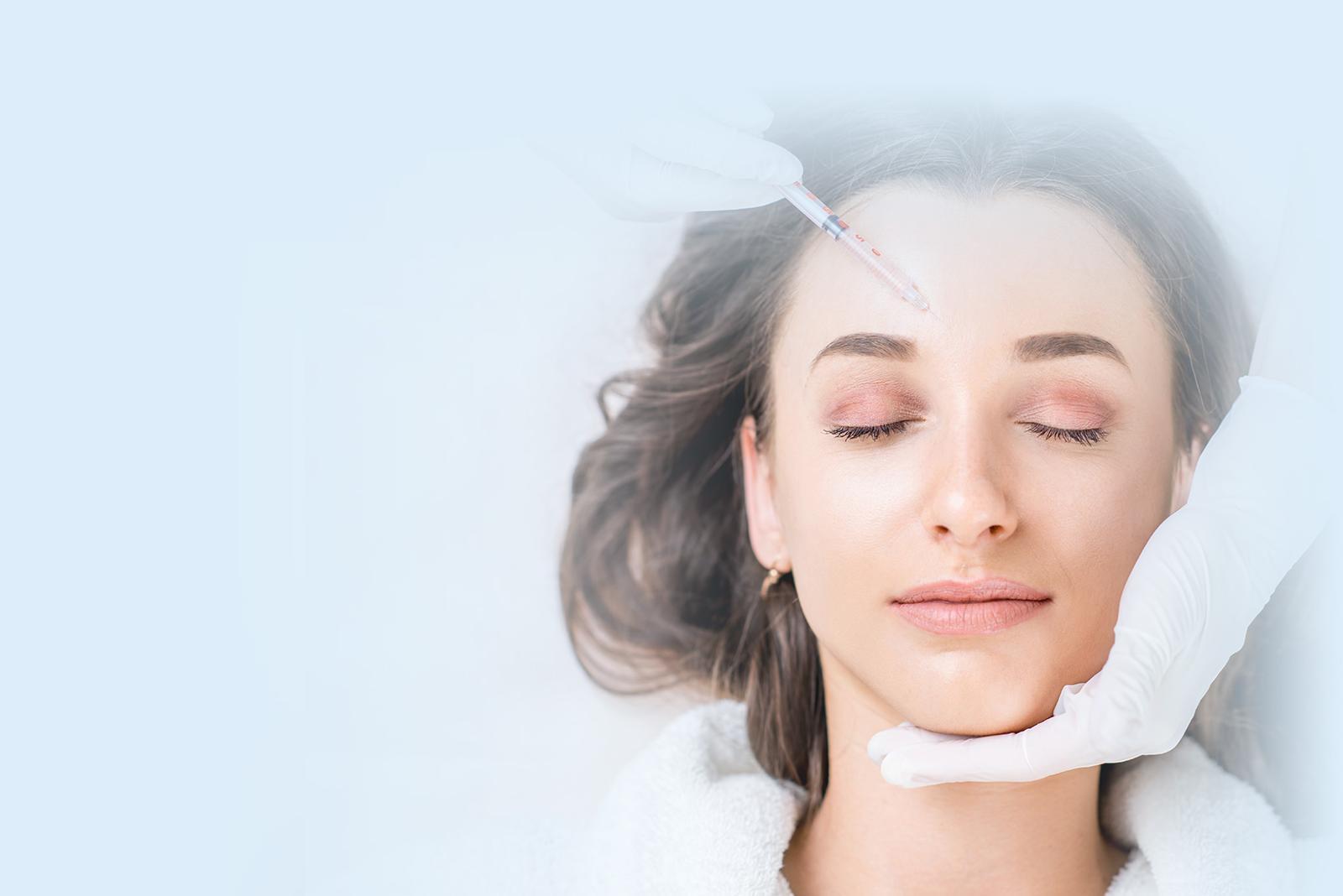 Relleno faciales con acido hialuronico