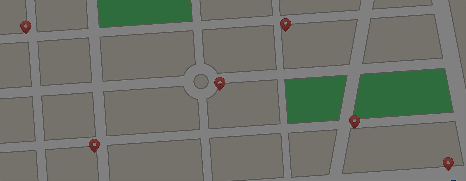 mapa clínicas dentales