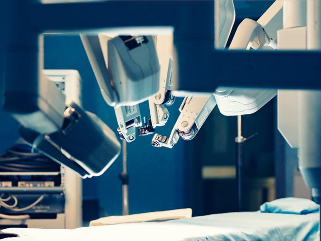 Suspensión de vejiga y útero por cirugía