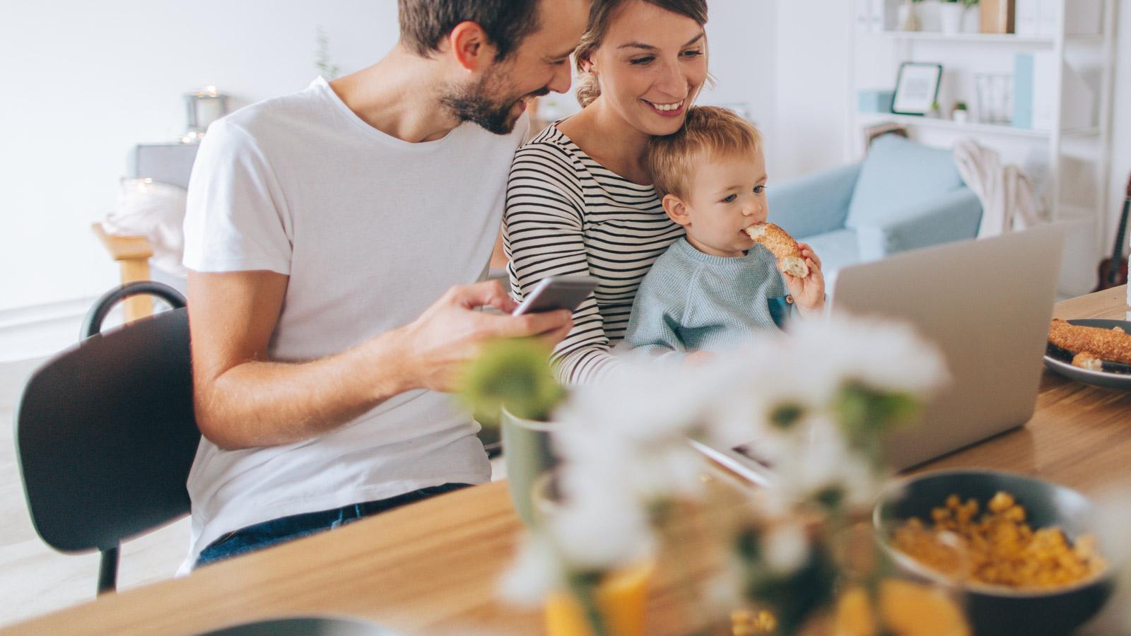 Familias y Niños