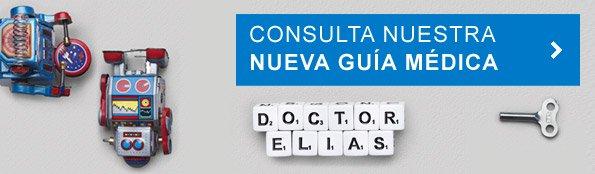 Consulta nuestra Guía Médica