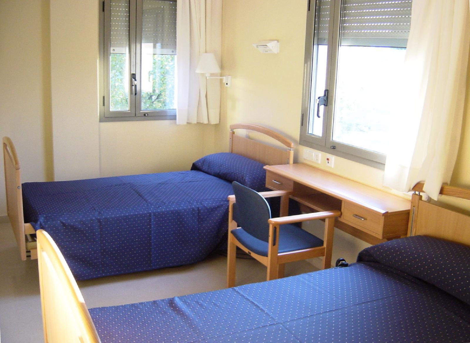 habitacion doble residencia gerunda