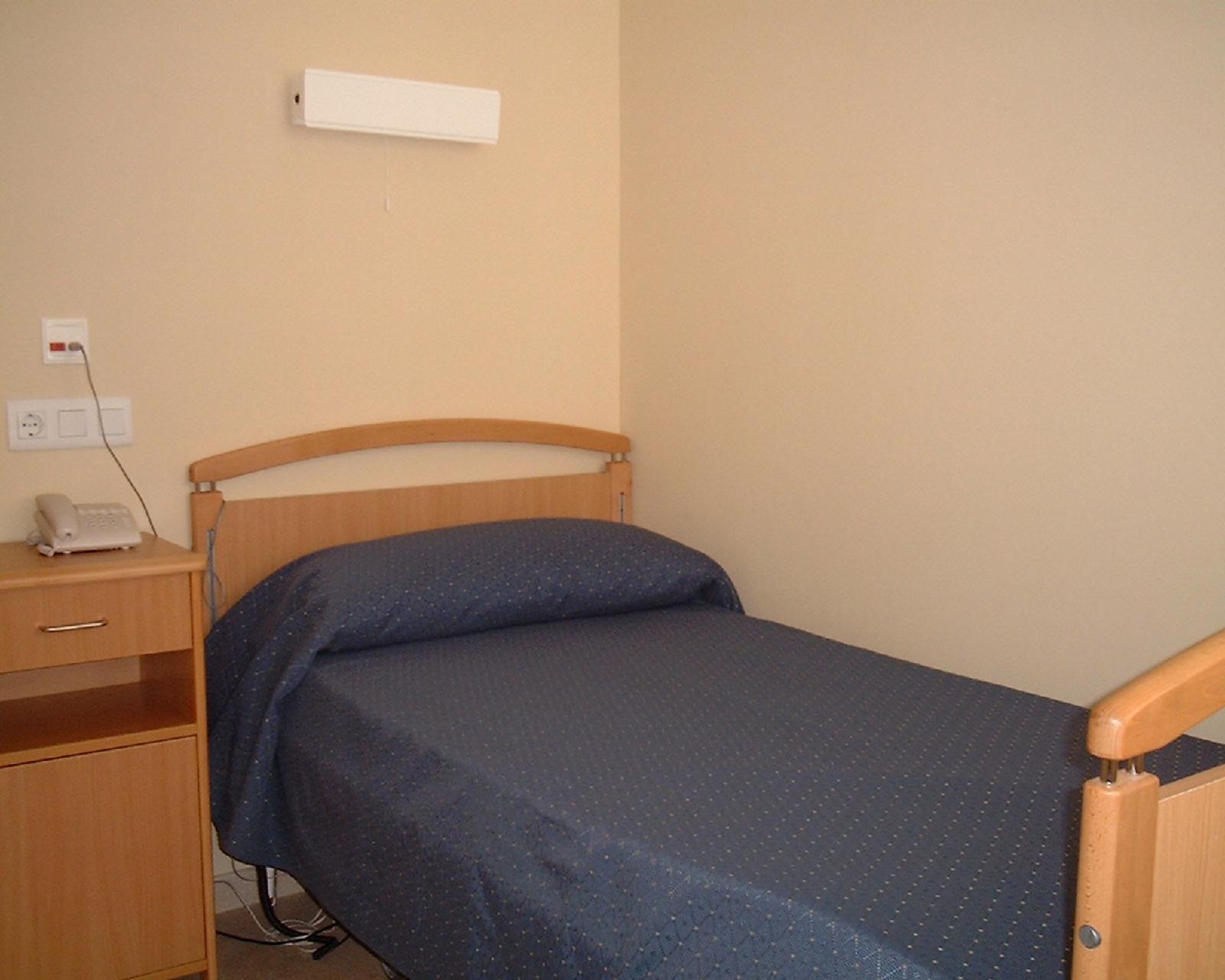residencia ilerda habitacion individual