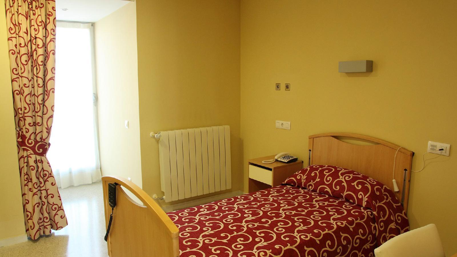 residencia mevefares habitacion individual