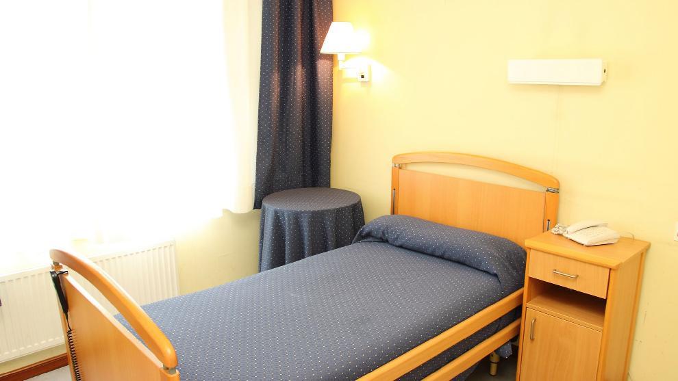 habitacion individual residencia el mirador