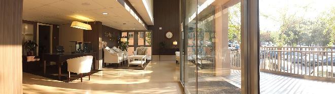 recepcion centro residencial gerunda