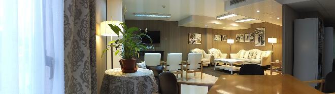 zona descanso residencia gerunda sanitas mayores