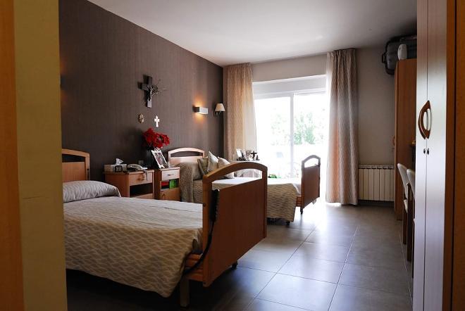 dormitorio residencia mayores guadarrama