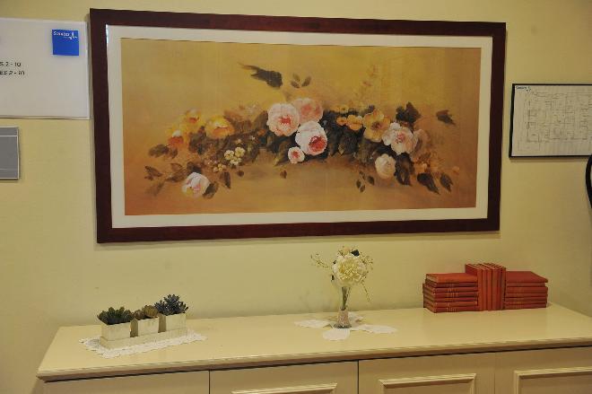 decoracion residencia mayores iradier
