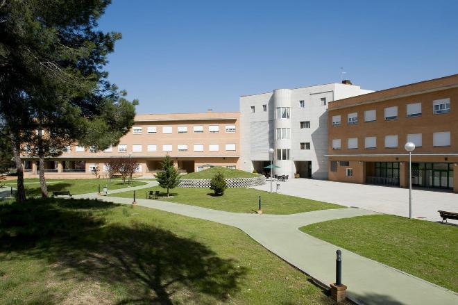 centro residencial la florida fachada