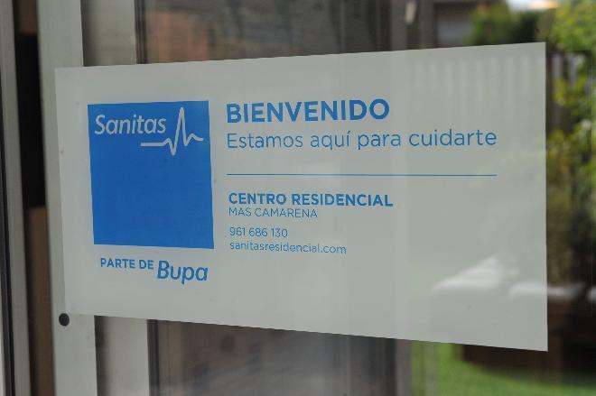centro residencial sanitas mas camarena