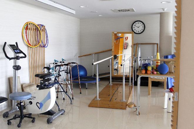 sala terapia residencia mayores mas camarena