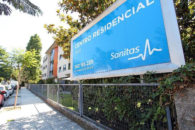 centro residencial sanitas vigo