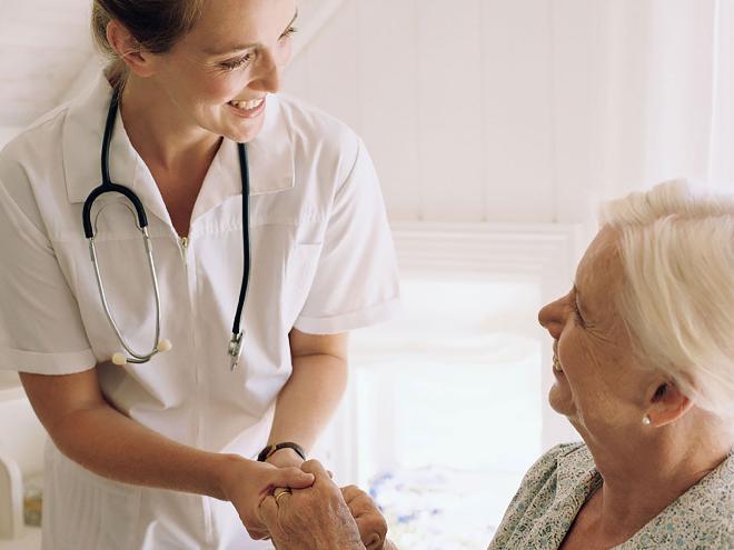 el rechazo en la demencia