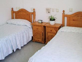 habitacion doble residencia almenara
