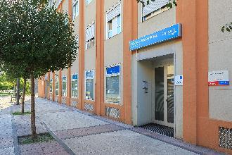 fachada residencia mayores el mirador