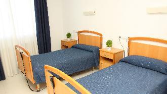 habitacion doble residencia el mirador
