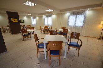 comedor residencia sanitas el palmeral