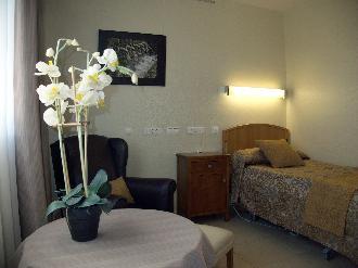 dormitorio residencia mayores el palmeral