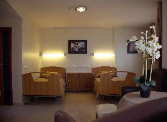 habitacion residencia mayores el palmeral