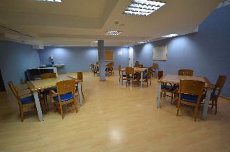 sala residencia mayores el palmeral