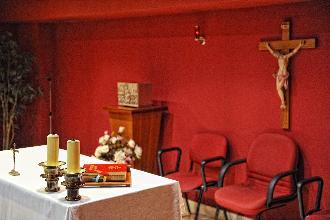 capilla residencia mayores el viso