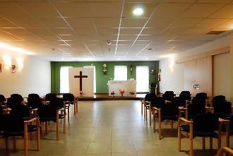 capilla residencia mayores guadarrama