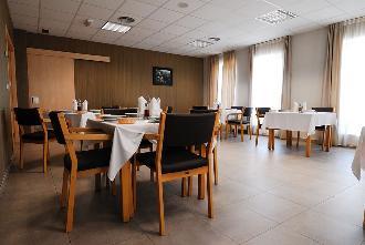 comedor residencia guadarrama sanitas mayores