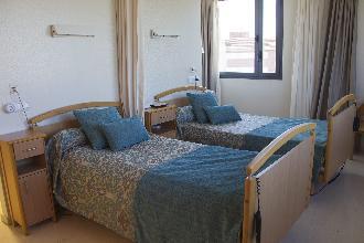 dormitorio residencia mayores ilerda