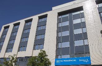 fachada residencia mayores ilerda