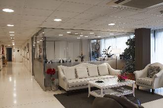 salon residencia mayores ilerda sanitas