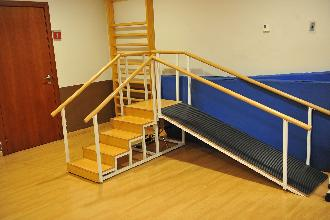 sala terapia residencia mayores les corts