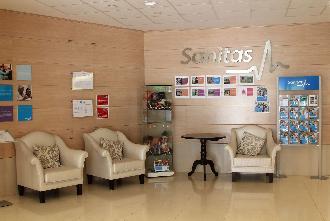 sala espera residencia mayores loramendi