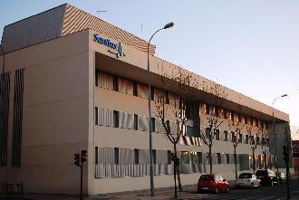 fachada sanitas mayores Mevefares