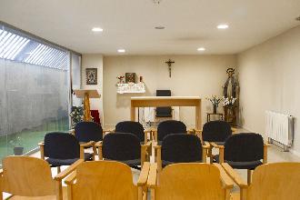 capilla residencia mayores miramon
