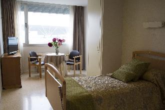 dormitorio residencia mayores miramon