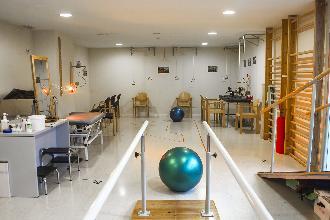 sala rehabilitacion residencia mayores miramon