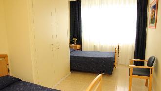 residencia miramon habitacion doble
